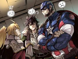 Shield Heroes