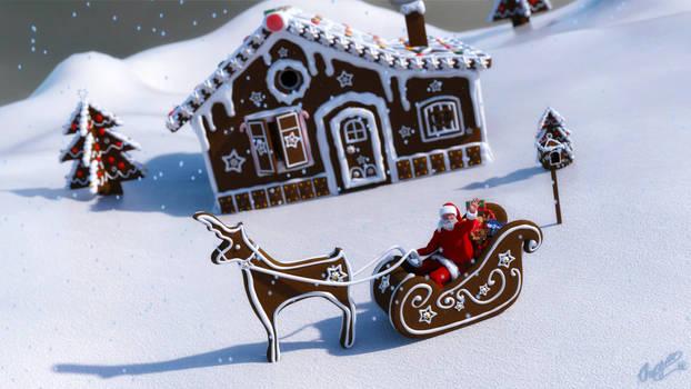 HO HO HO! Merry Christmas !
