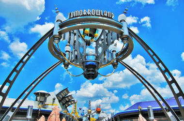 Tomorrowland by NikonGuy757