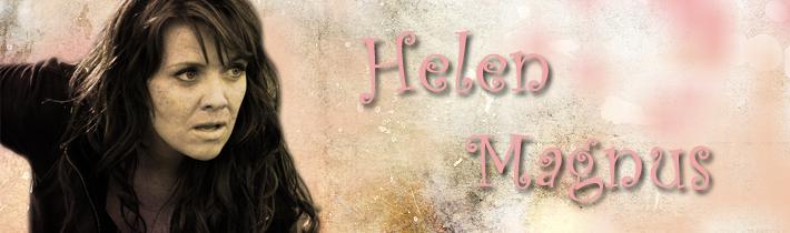Helen Magnus Banner by Emengeecupcake