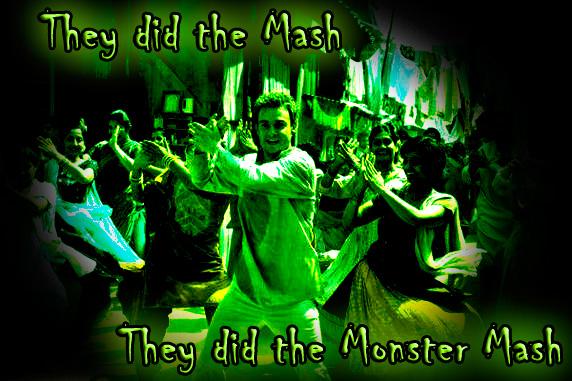 Monster Mash by Emengeecupcake