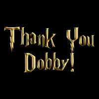 Thank you Dobby by Emengeecupcake