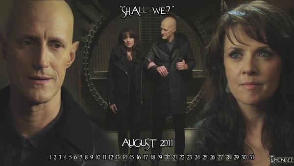 August 2011 Magnett Calendar by Emengeecupcake