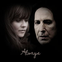 Always - Snape and Lily by Emengeecupcake