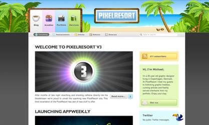 PixelResort v3