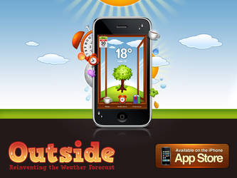 Outside app now Available