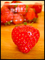 Strawberry by Flarup