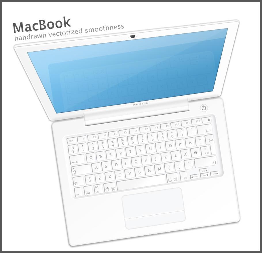 Macbook by Flarup