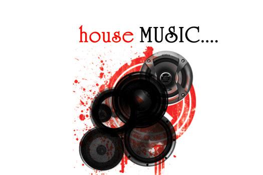 House music by jeggaemakie on deviantart for House music art