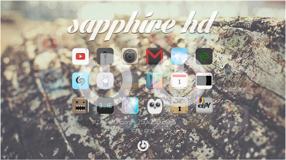 Sapphire HD. by GABR0