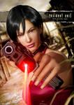 Ada Wong's Deadly Aim