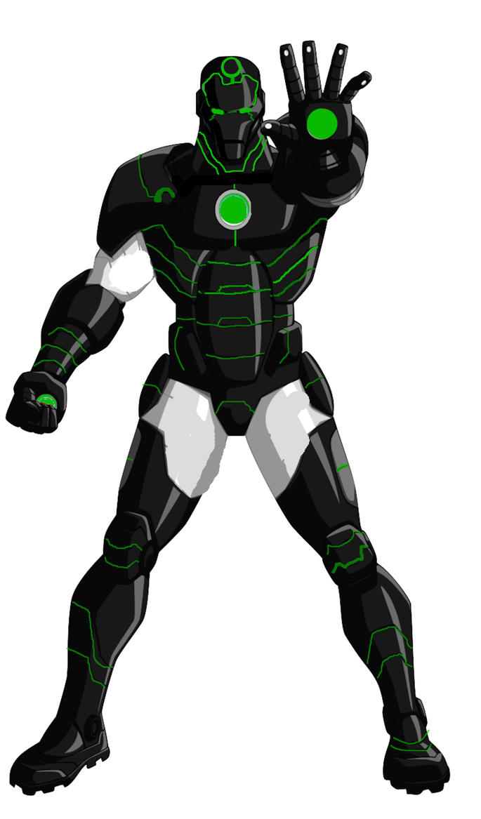 Iron Grade Ironman And Upgrade Ben 10 Marvel By NICHOLASFRIES