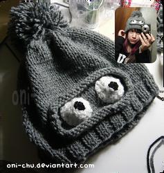 Bender Hat by Oni-chu