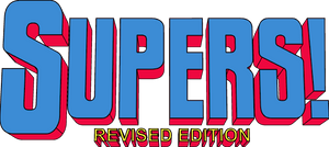 SUPERS! Revised Edition Logo - test
