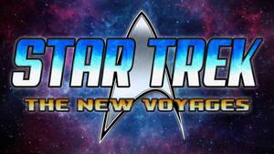 Logo for Star Trek - The New Voyges