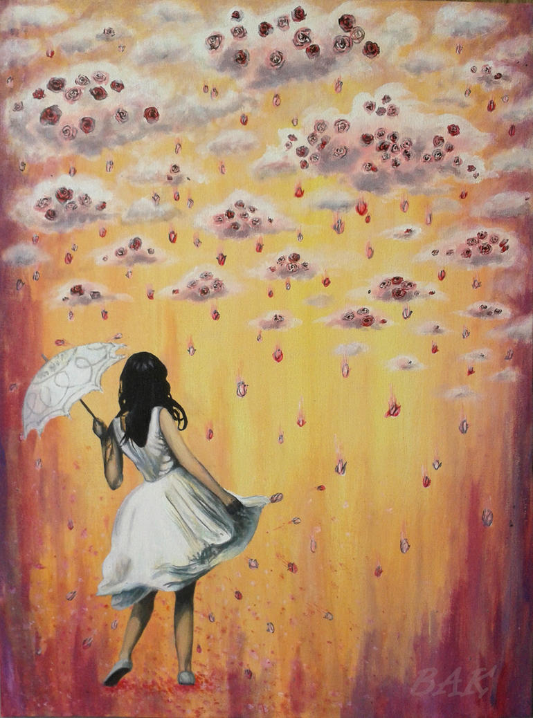 Rain Buds by BAK123