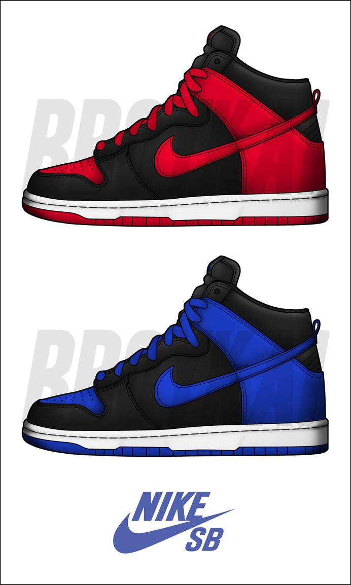 Nike Dunks Design Your Own Shoes