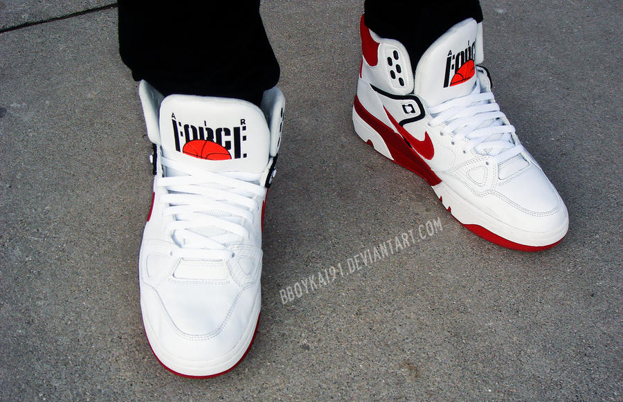 nike air force iii high