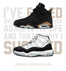 Air Jordan LE Remake by BBoyKai91