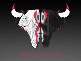 Air Jordan 6 'Infrared Pack' by BBoyKai91