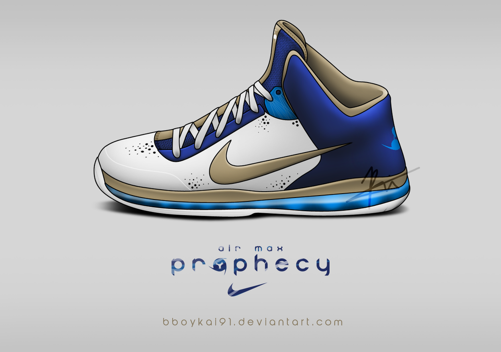 Nike Air Max Prophecy 'Home' by BBoyKai91
