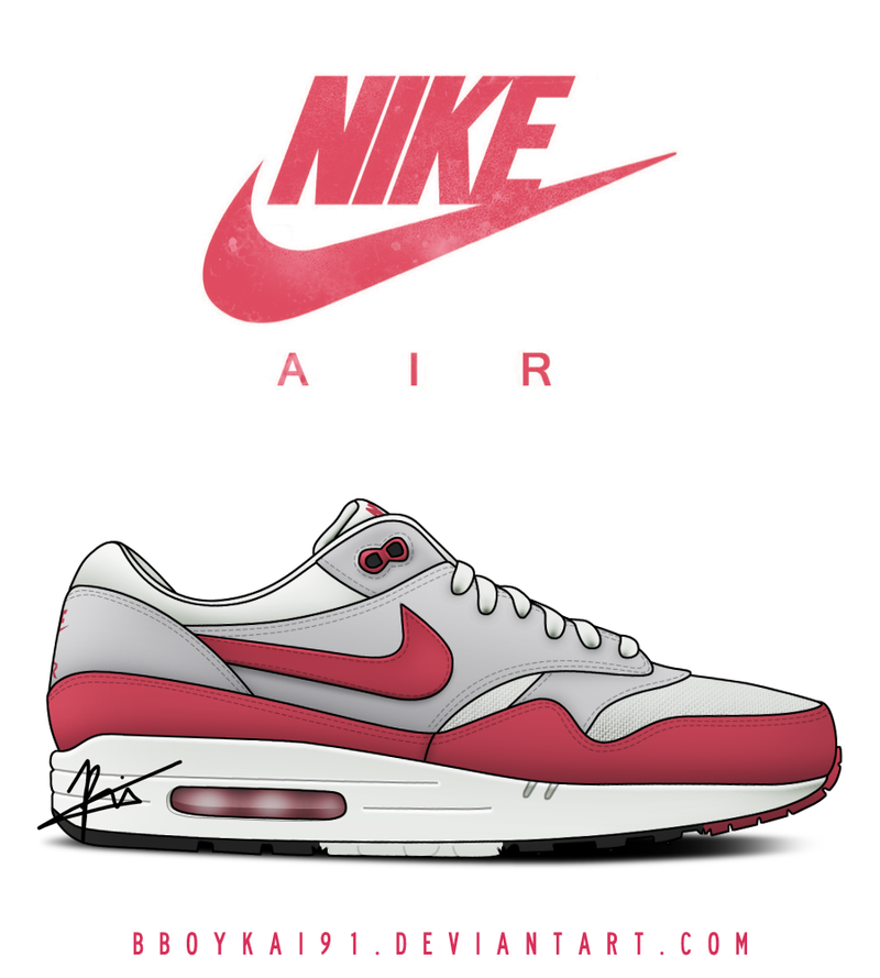 ireland nike air max 1 og red by bboykai91 6893d fdc5e 8c7ca0e80