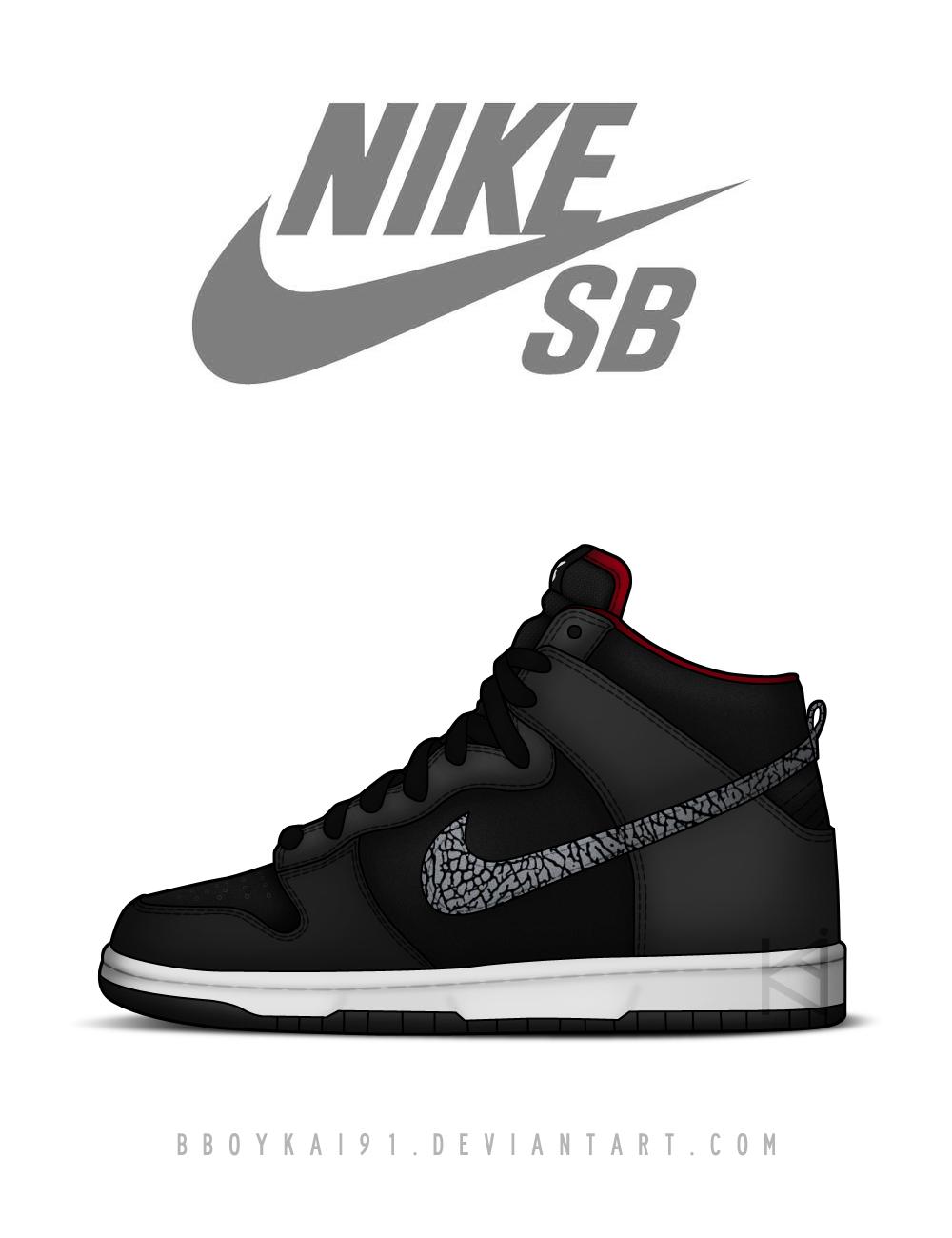 Nike Dunk Wallpaper