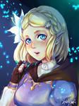 Shorthaired Zelda