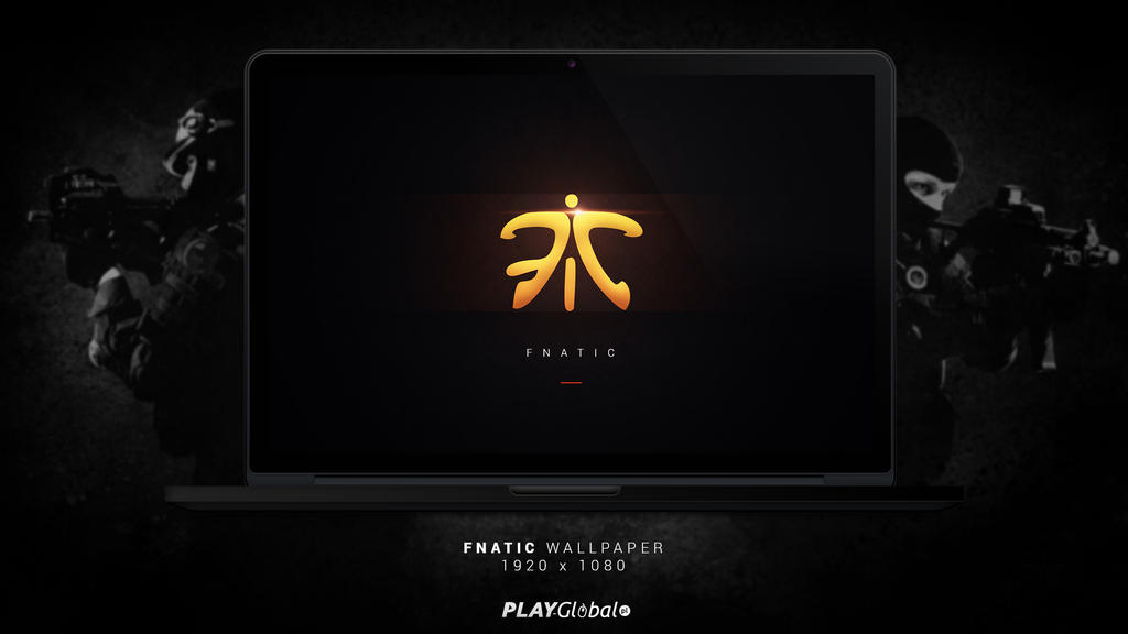 Fnatic - wallpaper by DameQ