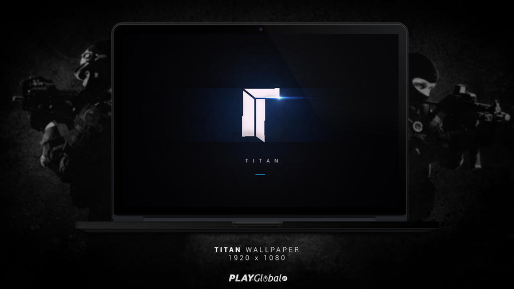 Titan - wallpaper by DameQ