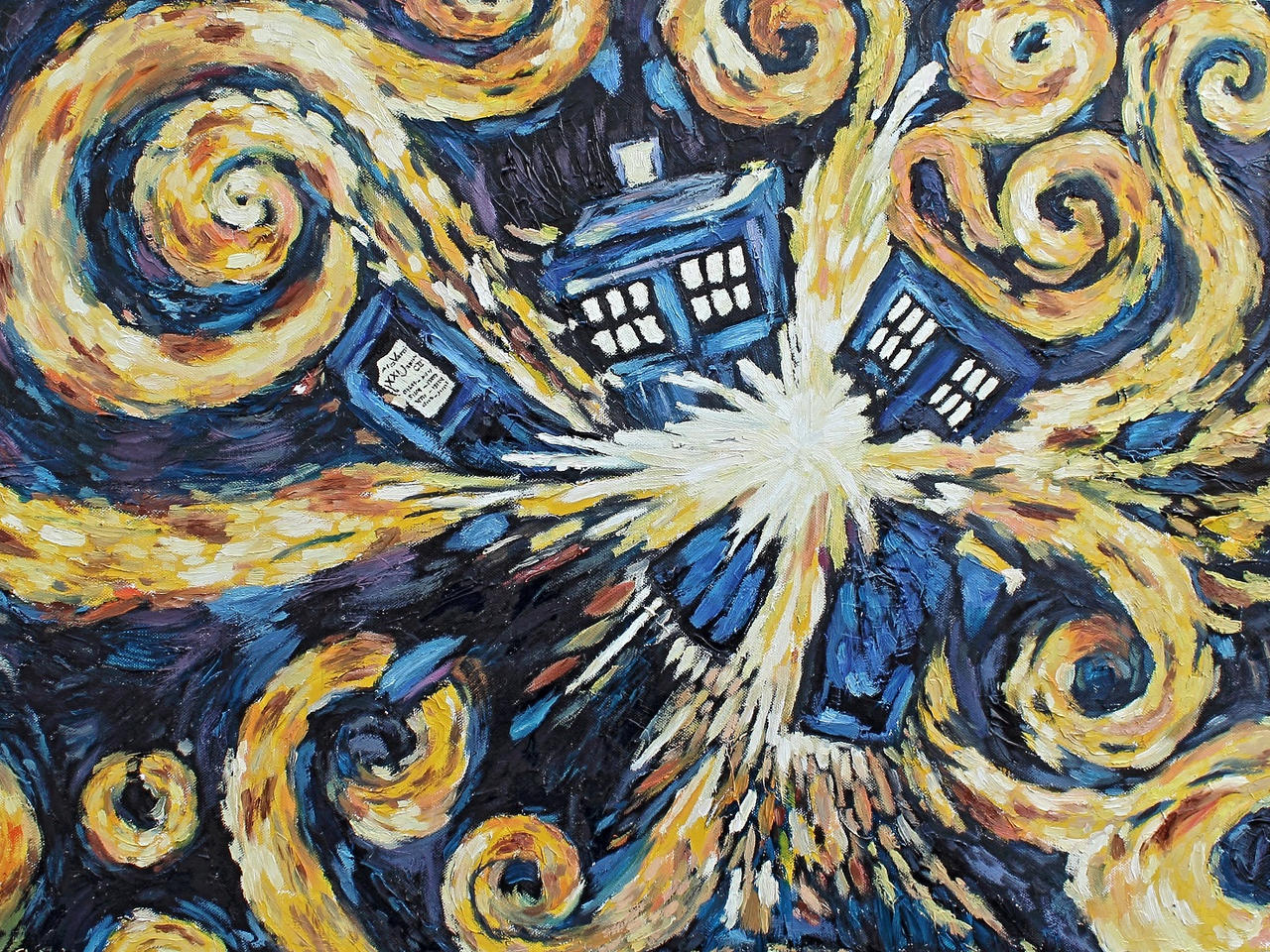 the pandorica opens aka exploding tardis by woolf83 on