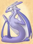 Dragon Design- Chicory