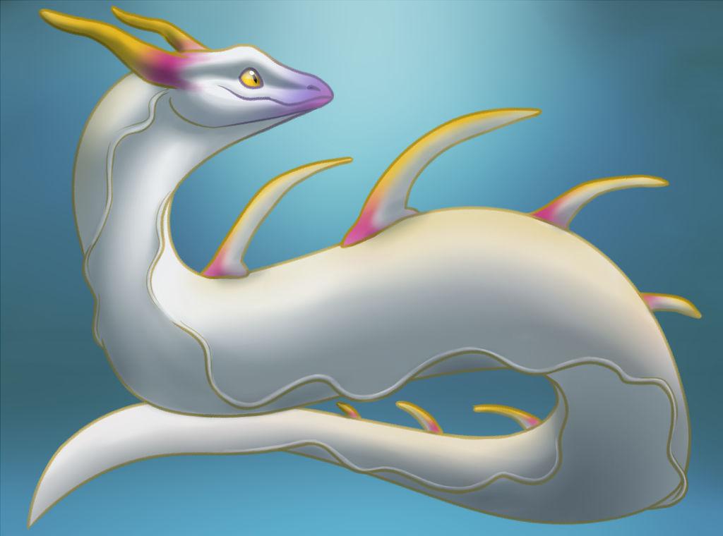 Mermay Dragon Edition- Sea Slug