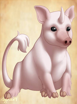 Junicorn- Piglet