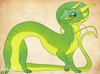 Bush Viper Dragon