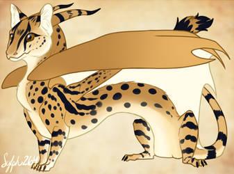 Serval Dragon