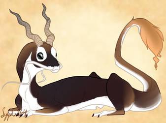 Blackbuck Dragon