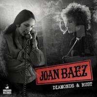 Joan Baez  Diamonds and Rust by antoniomr