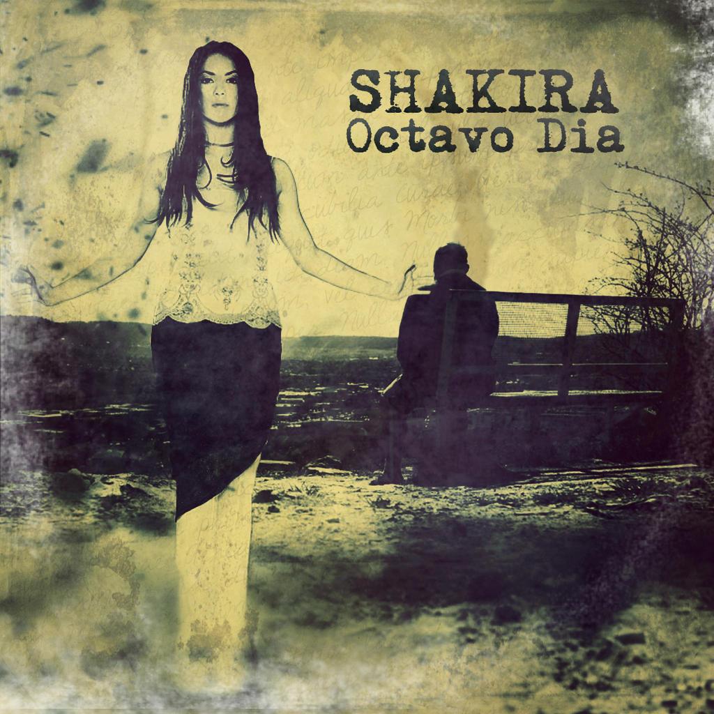 Shakira - Octavo Dia by antoniomr