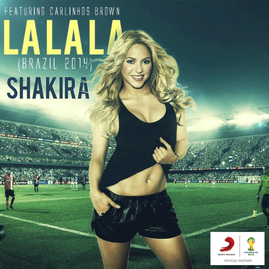 shakira la la la brazil 2014 mp3 download
