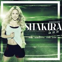 Shakira ft. Brown - La La La (Brazil 2014) by antoniomr