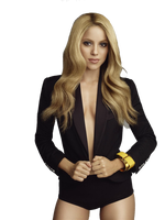 Shakira png 2009 by antoniomr