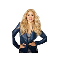 Shakira png 2013 by antoniomr