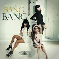 Jessie J, Ariana Grande, Nicki Minaj - Bang Bang by antoniomr