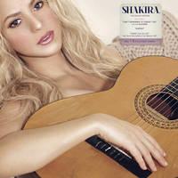 Shakira - SHAKIRA.(Deluxe Edition) by antoniomr