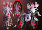 1 OPEN adopt Cerberus hell gate quard by SnowmanAndOctopus