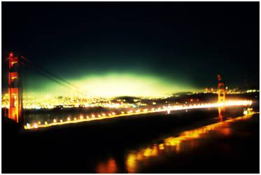 Golden Gate Bridge by Ashley by AV571N