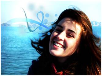 Kayra in SF by AV571N