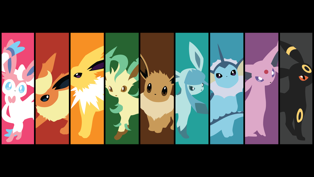 eeveelutions wallpaper - photo #5
