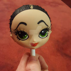 Betty Boop doll -WIP-